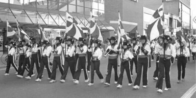 Year: 1981; A parade in KW