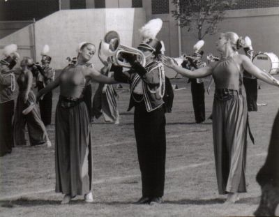 Year: 1995; Baritone Solo by: ??  At Canadian Nationals Flanked by Patti Jacobs and Shannon Bluhm