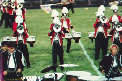 Year: 1996; Tenors, horns, and pit