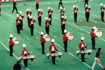 Year: 1996; Tenors, Bases, Horns